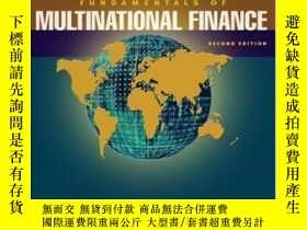 二手書博民逛書店Fundamentals罕見Of Multinational Finance (2nd Edition) (add