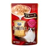 銀湯匙 三星美食細嫩口感餐包鮪魚+鰹魚+鯛魚(35克x16包/盒)