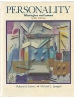 二手書博民逛書店 《Personality: Strategies and Issues (Psychology)》 R2Y ISBN:0534122280