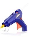 熱熔膠槍 手工小號熱熔膠槍家用電熔膠槍電熱熔棒棒膠水膠條玻璃膠棒7 11mm【快速出貨】