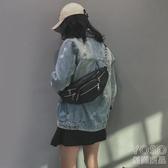 腰包 小包包女高級感質感洋氣新款時尚潮斜挎街頭學生腰包胸包  『優尚良品』