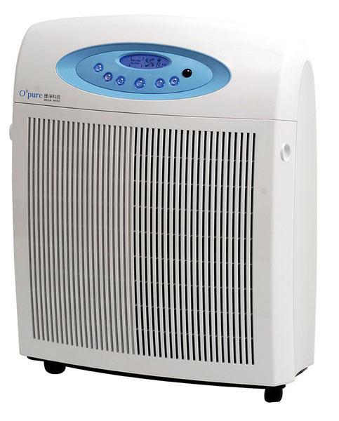 Opure DC 變頻電漿抑菌除臭頂級HEPA空氣清淨機A6 送NICOH DC無線吸塵器 VC-101H