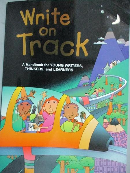 【書寶二手書T5/百科全書_ZDH】Great Source Write on Track: Handbook Grad