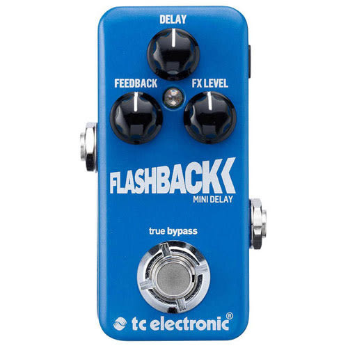 【敦煌樂器】tc electronic Flashback Mini Delay 效果器