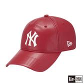 NEW ERA 9FORTY 940UNST 合成皮料 洋基  紅 棒球帽