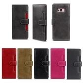 韓國 AR 外部卡夾 磁釦皮套 手機殼│S7 Edge S8 S9 S10 Note5 Note8 Note9│z8530