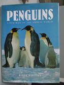 【書寶二手書T2/動植物_ZAU】Penguins-A Portrait of the Animal World_Der