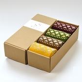 長襪禮盒(4雙裝)-冬季保暖舒適純棉時尚男士襪子套組4色72s21【時尚巴黎】