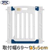 日本樓梯護欄兒童安全門防護欄圍欄免打孔寵物狗隔離門欄【小橘子】