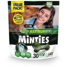 【美國原裝進口】MiNTiES猛特斯│M/L清新低脂潔牙骨16oz-20入 (中型/大型犬用)