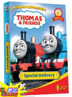 [美國直購 ShopUSA] Thomas And Friends: Special Delivery by Brighter Minds $586