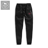 【Roush】 防水拉鍊設計機能性束口棉褲 -【925636】