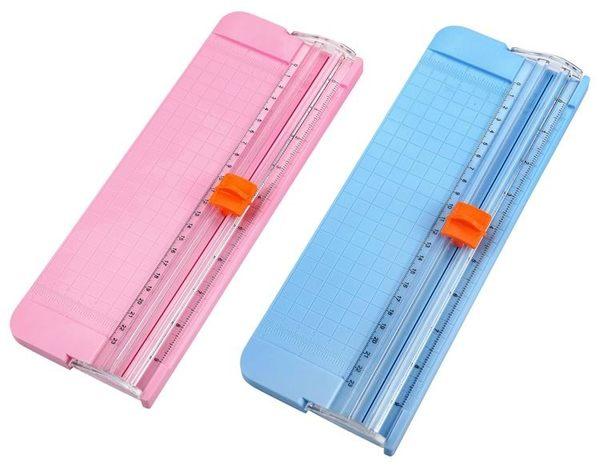 9090迷你小型切紙刀 迷你割紙刀 裁紙機 裁紙刀 滑動式