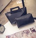 【Miss 小Q】韓國 百搭  時尚  真皮 小方包 小包 側背包 女包 小女包 手拿包 KOREA 軟皮包