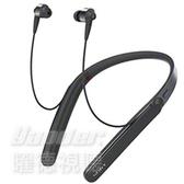 【曜德★送收納盒】SONY WI-1000X 黑色 智慧抗躁 無線藍牙 入耳式耳機