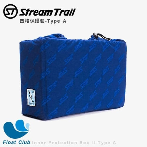 StreamTrail 周邊 Inner Protection Box II-Type A 四格保護套 藍色