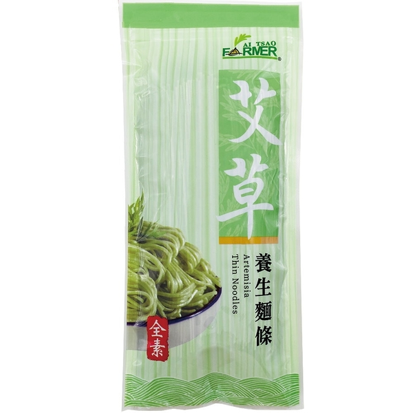 艾草養生麵條300g(5包入)