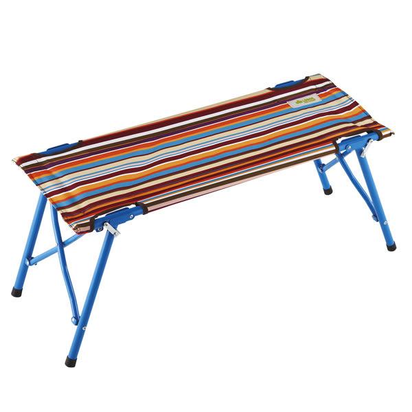 [LOGOS] 條紋雙人長凳 (LG73176003)