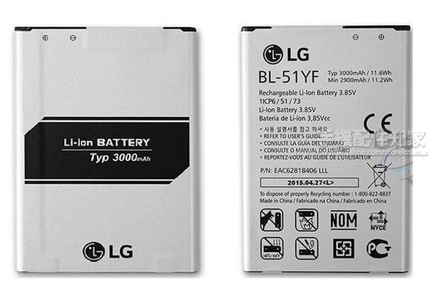 【BL-51YF】LG G4 H815/G4 Stylus H630/X Fast K600Y 原廠電池/原電/原裝電池