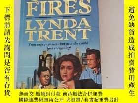 二手書博民逛書店Opal罕見Fires Lynda TrentY1613