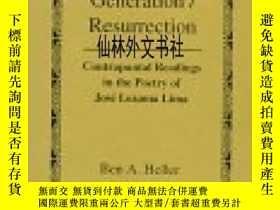 二手書博民逛書店【罕見】Assimilation generation resurrection: Contrapuntal Re