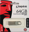 全新 KINGSTON DataTraveler DTSE9G2 64G ( DTSE9G2/64GB )