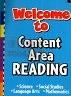 二手書R2YB《Welcome to Content Area READING