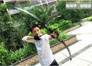戶外弓箭戶外射擊反曲弓狩獵弓箭傳統射箭練習 加購5支吸盤箭【藍星居家】