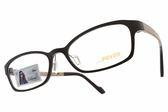 PIOVINO 光學眼鏡 PVIN3003 C114-1 (棕-金) 林依晨代言 記憶塑鋼小框款 # 金橘眼鏡