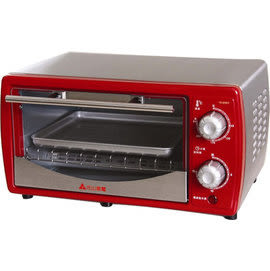 YS-5290T 元山多功能9L電烤箱◆附有烤盤配件 ◆15分鐘定時旋鈕,響鈴提醒