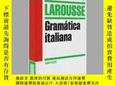二手書博民逛書店Gramática罕見Italiana   Study Aid Italian GrammarY405706