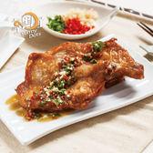 泰式椒麻雞(無骨) 雞腿210g+椒麻汁60g 3包/組