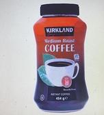 [COSCO代購] W1470825 Kirkland Signature 科克蘭 即溶咖啡粉 454公克 兩入