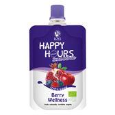 HAPPY HOURS 有機纖果飲 (蘋果/ 紅石榴/ 覆盆莓/ 藍莓)100g