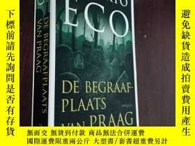 二手書博民逛書店Be罕見graafplaats van PraagY12880 Umberto Eco Published