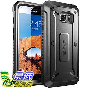 [美國直購] Supcase Samsung Galaxy S7 Active Case 黑色 [Unicorn Beetle PRO Series] 手機殼 保護殼