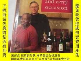 二手書博民逛書店Wine罕見for every day and every oc