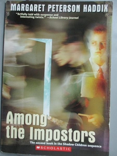 【書寶二手書T4/原文小說_ISO】Among the Impostors (The Second Book in th
