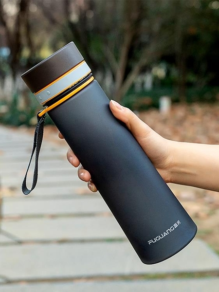 水杯 塑膠水杯耐高溫大號防摔男女健身運動水壺便攜大容量戶外水瓶【快速出貨】