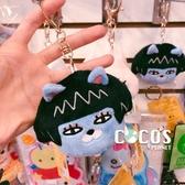 韓國 Kakao Friends 大頭絨毛鑰匙圈 吊飾 掛飾 伸縮吊飾 Neo款 COCOS DD050