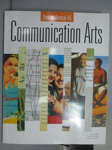 【書寶二手書T8/收藏_PPX】Communication Art_2004/11_321期