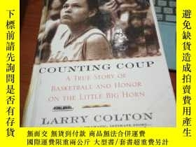 二手書博民逛書店Counting罕見Coup: A True Story of