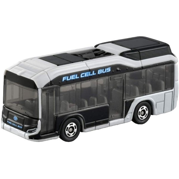 TOMICA #82 豐田 SORA FUEL CELL BUS TOYeGO 玩具e哥