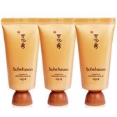 Sulwhasoo 雪花秀 與潤面膜EX(30ml)X3