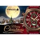 聖誕限定 elegantsis 特別限定版計時手錶-45.5mm ELJT48MQS-OR02LC