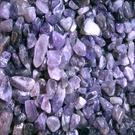 【Ruby工作坊】NO.2NPU中號天然紫水晶碎石500G(加持)