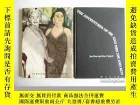 二手書博民逛書店The罕見Adventures of Mr and Mrs Ji