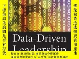二手書博民逛書店Data-Driven罕見LeadershipY410016 Amanda Datnow, Vi... IS