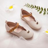 公主鞋 女童皮鞋單鞋韓版2019春季新款軟皮公主鞋兒童四季鞋軟舞蹈鞋學生