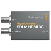 【有AC】BlackMagic Micro Converter SDI to HDMI 3G PSU 轉換器 公司貨 CONVCMIC/SH03G/WPSU